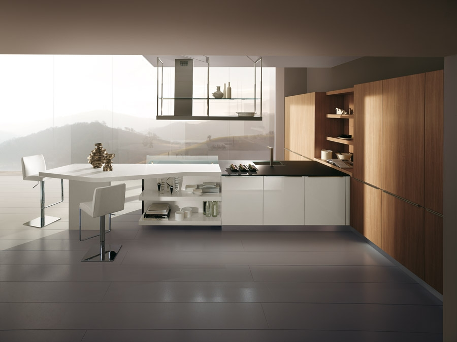 Cuisines pur cuisines cuisines modernes et for Cuisines contemporaines design